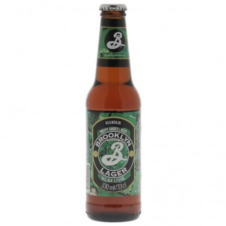 BROOKLYN LAGER 33CL