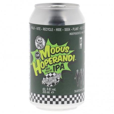 SKA - MODUS HOPERANDI 35.5CL CAN