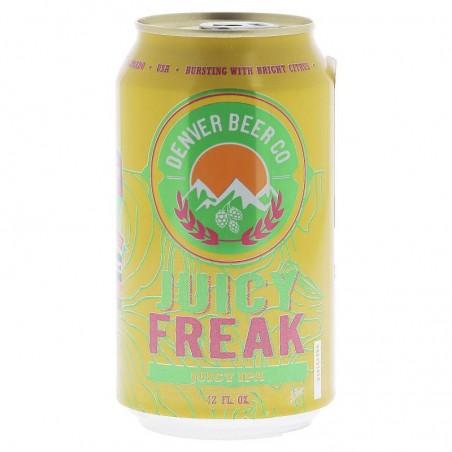 DENVER BEER CO JUICY FREAK 35.5CL CAN
