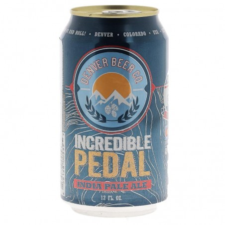 DENVER BEER CO INCREDIBLE PEDAL 35.5CL CAN