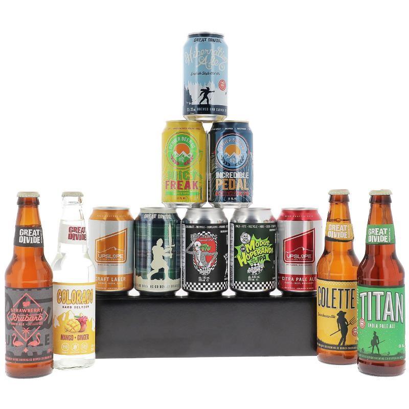 - BOX DECOUVERTE COLORADO BEVERAGE 12*35.5CL - Planète Drinks