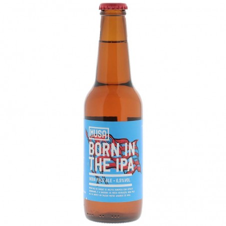 MUSA BORN IN THE IPA 33CL