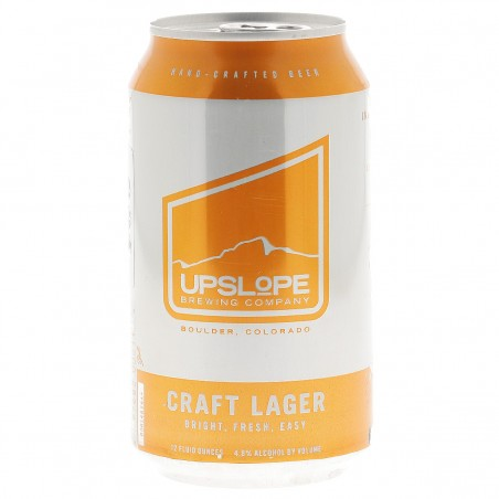 UPSLOPE - CRAFT LAGER 35.5CL CAN