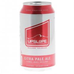 UPSLOPE - CITRA PALE ALE...