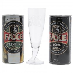 BOX FAXE 2*1L CAN + 1 VERRE...