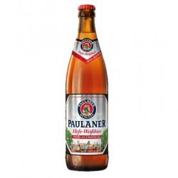 biere - PAULANER HEFE WEISSBIER SANS ALCOOL 0,50L - Planète Drinks