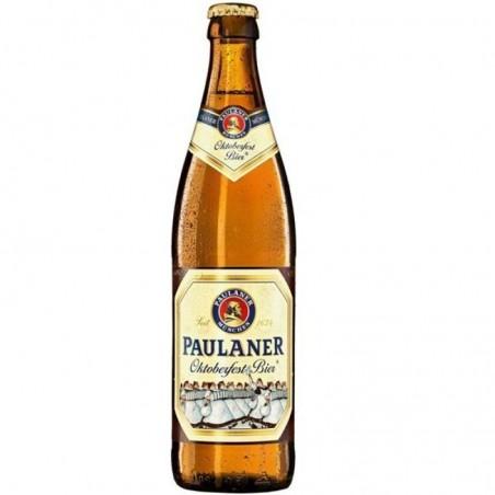 biere - PAULANER OCTOBERFEST 0,50L - Planète Drinks