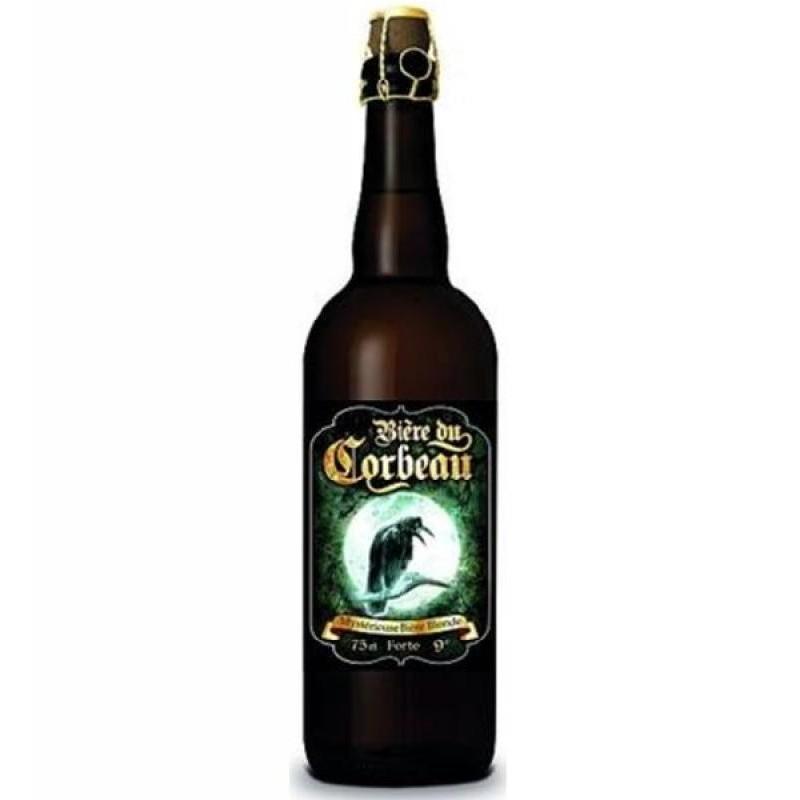 biere - BIERE DU CORBEAU 0,75L MB - Planète Drinks