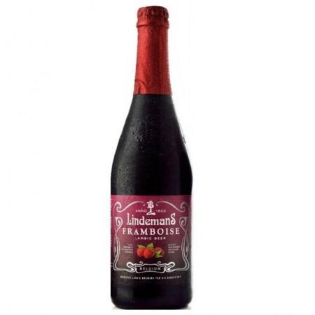 biere - LINDEMANS FRAMBOISE 75CL - Planète Drinks