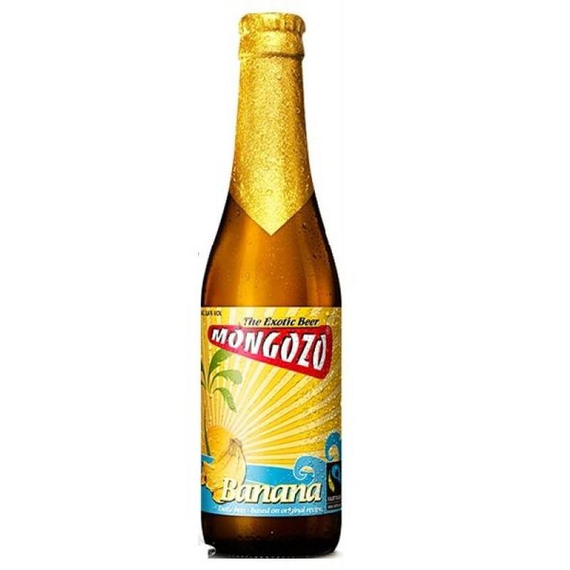 biere - MONGOZO BANANE 0,33L VC MB - Planète Drinks
