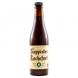 TRAPPISTES ROCHEFORT 8 33CL