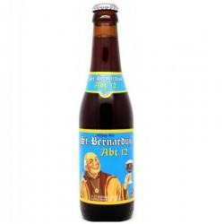 biere - SAINT BERNARDUS 12 0,33L VC MB - Planète Drinks