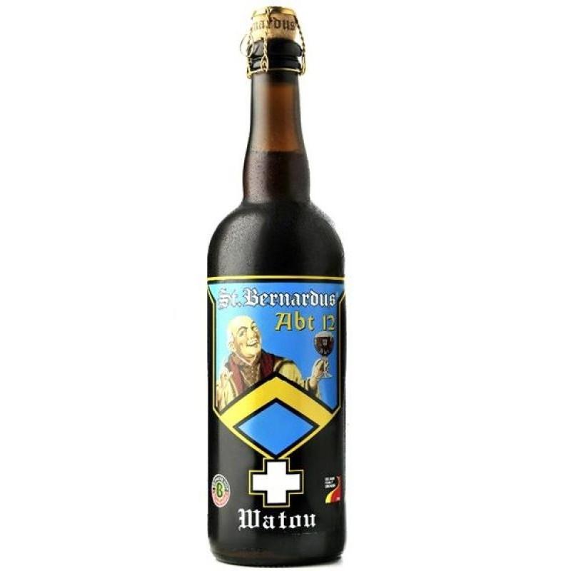 biere - SAINT BERNARDUS 12  0,75L VC - Planète Drinks