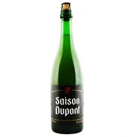 biere - SAISON DUPONT 0,75L VC - Planète Drinks