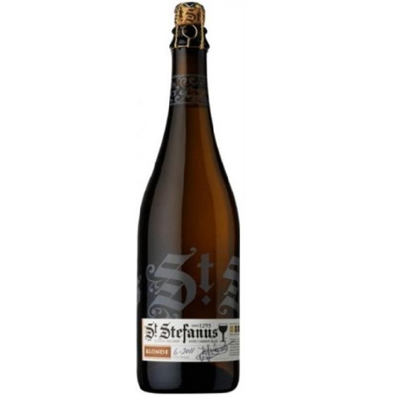 biere - ST STEFANUS  75CL - Planète Drinks