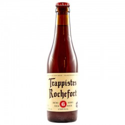 TRAPPISTES ROCHEFORT 6° 33CL