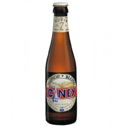 biere - CINEY BLONDE 0.25L - Planète Drinks
