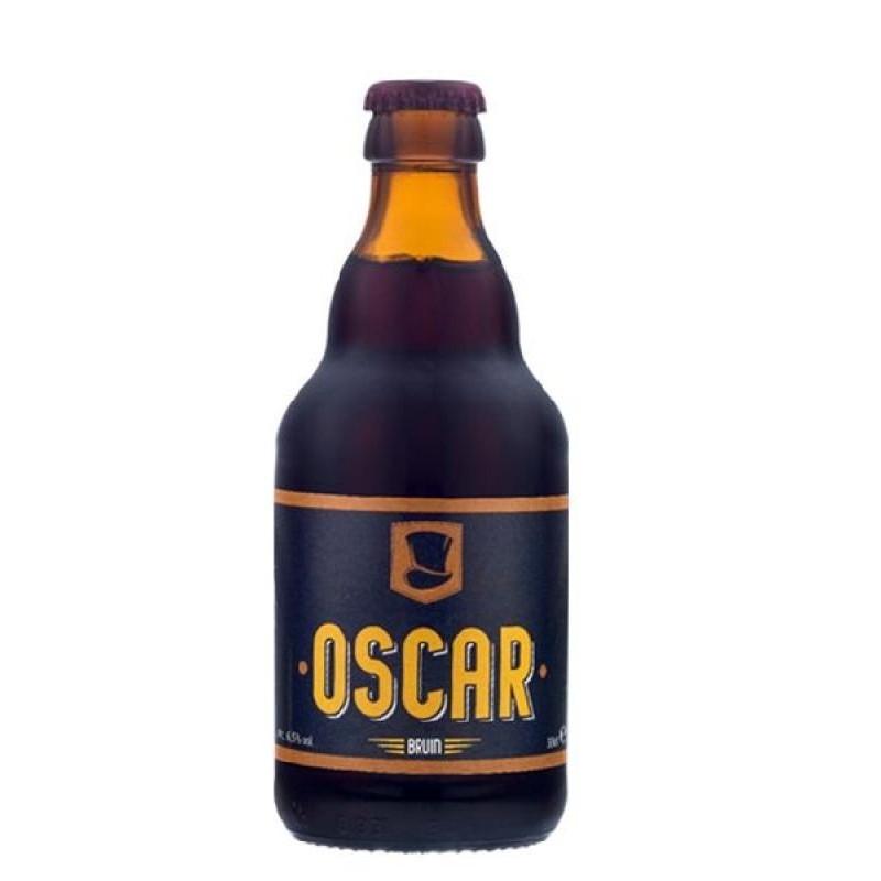 biere - OSCAR BRUNE 0.33L - Planète Drinks