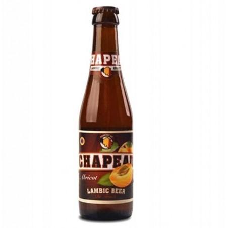 biere - CHAPEAU ABRICOT 0.25L - Planète Drinks