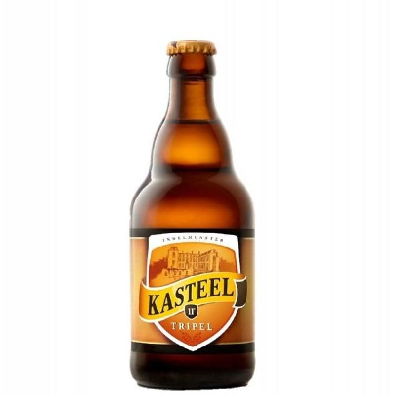 biere - KASTEEL TRIPLE 33CL - Planète Drinks