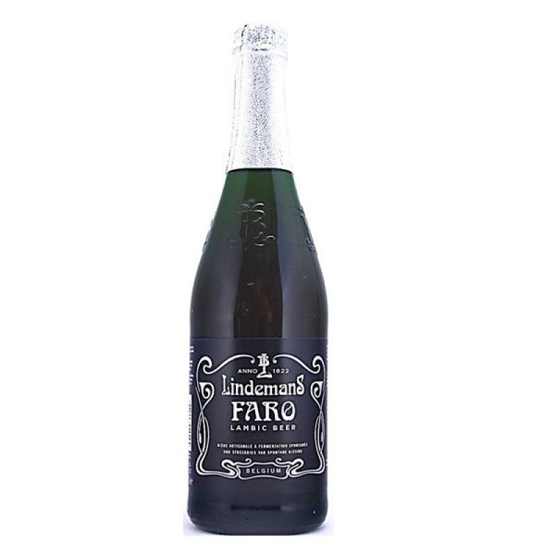 biere - LINDEMANS FARO 0.75L VP - Planète Drinks