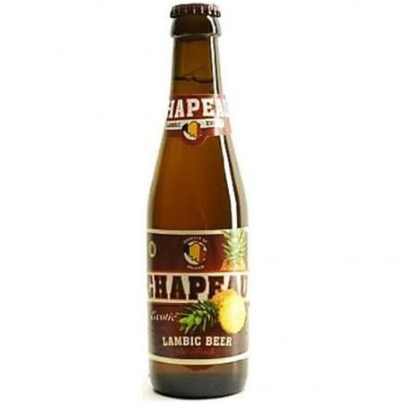 biere - CHAPEAU EXOTIC 0.25L - Planète Drinks