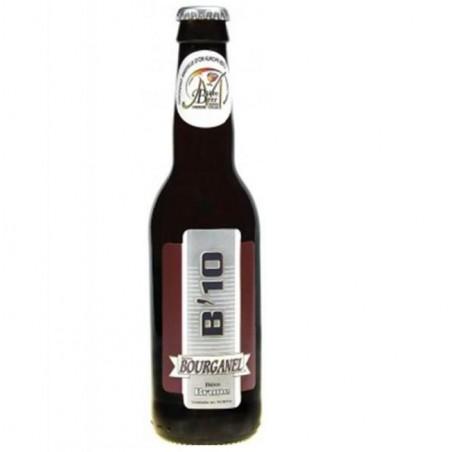 biere - BOURGANEL BRUNE 0,33L - Planète Drinks