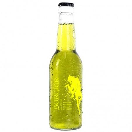 biere - BIERE DU SORCIER VERTE 33CL - Planète Drinks