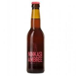 biere - NINKASI BIERE AMBREE 0,33L - Planète Drinks