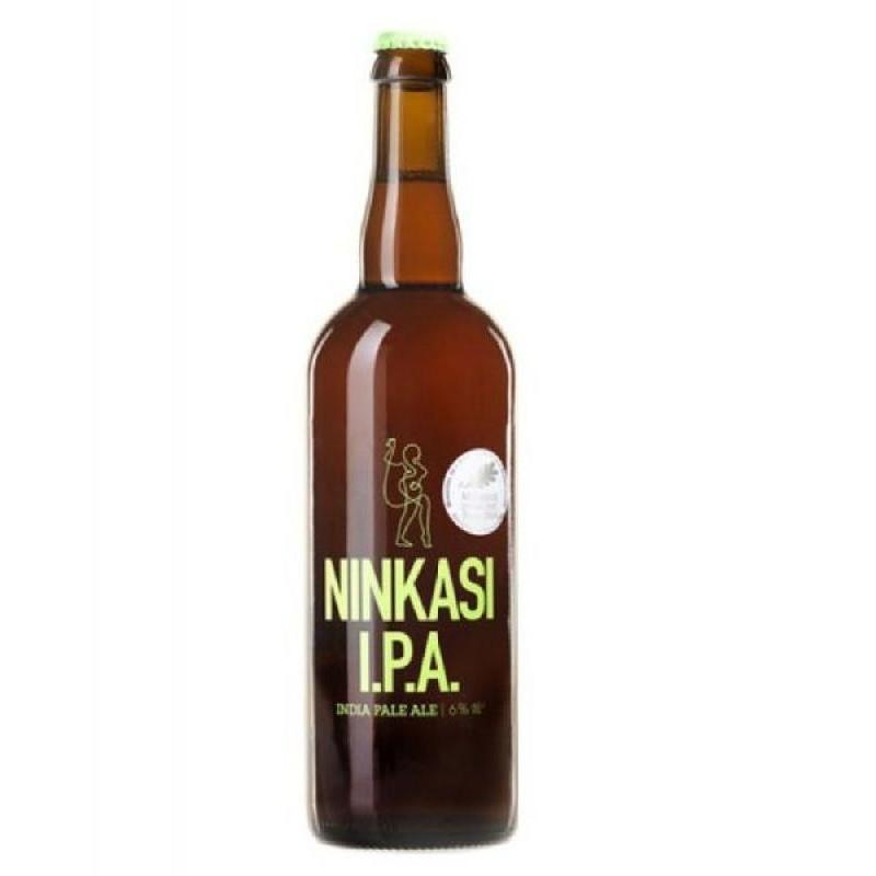 biere - NINKASI BIERE IPA 0,75L - Planète Drinks