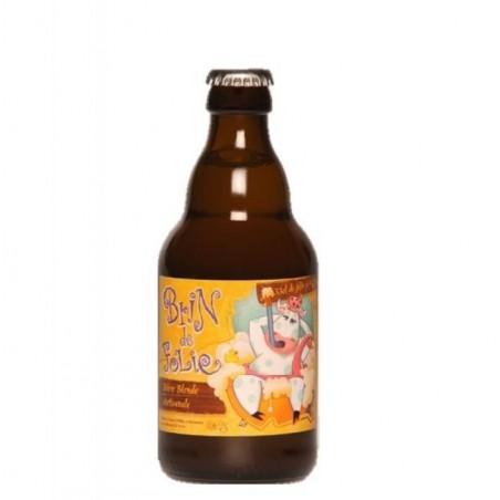 biere - DE SUTTER BRIN DE FOLIE 0.33L - Planète Drinks