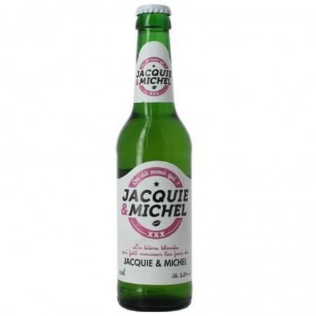 biere - JACQUIE & MICHEL 33CL - Planète Drinks