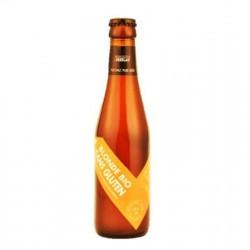 biere - VEZELAY BLONDE BIO SANS GLUTEN 0.25L - CERTIFIE FR-BIO-01 - Planète Drinks