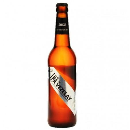 biere - VEZELAY IPA BIO 0.50L - CERTIFIE FR-BIO-01 - Planète Drinks