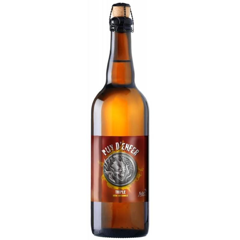 biere - MELUSINE PUY D'ENFER 75CL - Planète Drinks