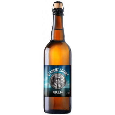 biere - MELUSINE BLANCHE ECUME 75CL - Planète Drinks