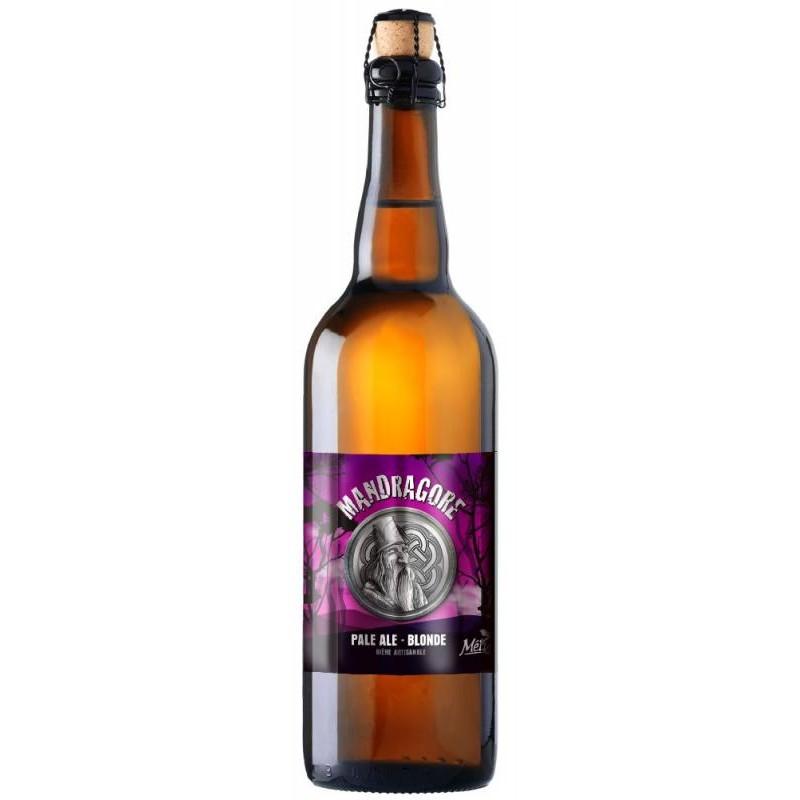 biere - MELUSINE MANDRAGORE 75CL - Planète Drinks