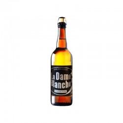 biere - MELUSINE DAME BLANCHE BIO 75CL - Planète Drinks