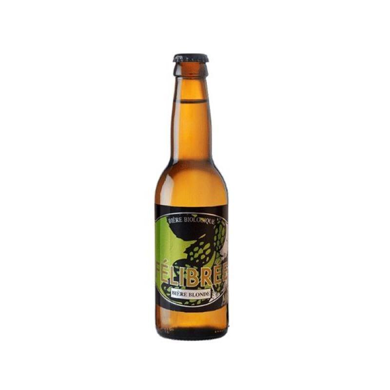 biere - FELIBREE 0.75L - CERTIFIE FR-BIO-01 - Planète Drinks