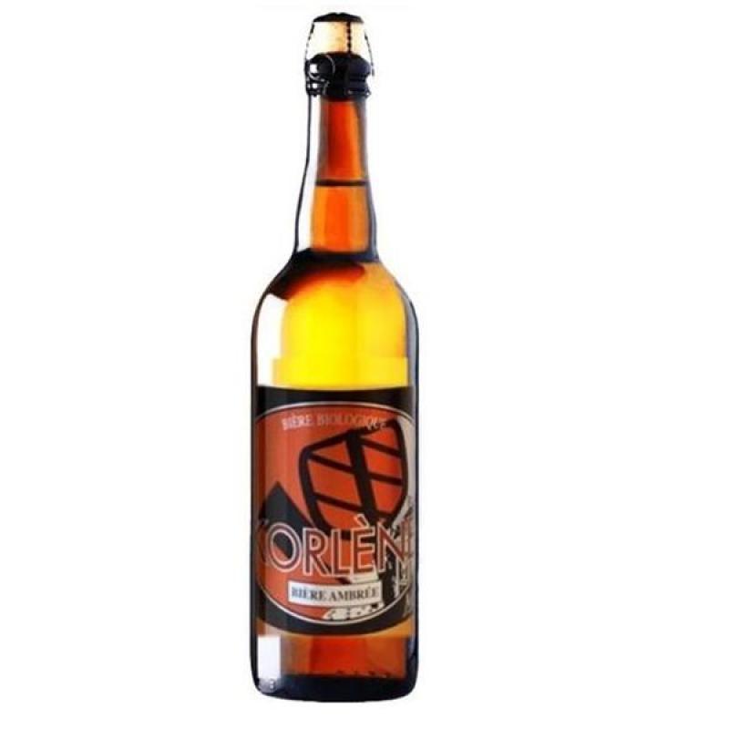 biere - MELUSINE VIA CRUCIS  0.75L - CERTIFIE FR-BIO-01 - Planète Drinks