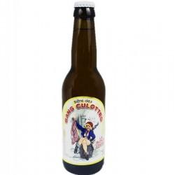 biere - BIERE DES SANS CULOTTES BLONDE LEGERE 0.33L - Planète Drinks