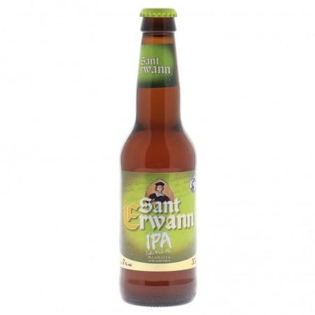 biere - SANT ERWANN IPA 33CL - Planète Drinks