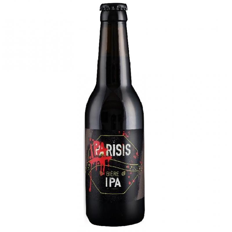 biere - PARISIS IPARISIS 33CL - Planète Drinks