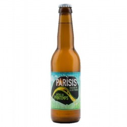 biere - PARISIS PRINTEMPS 0.33L - Planète Drinks
