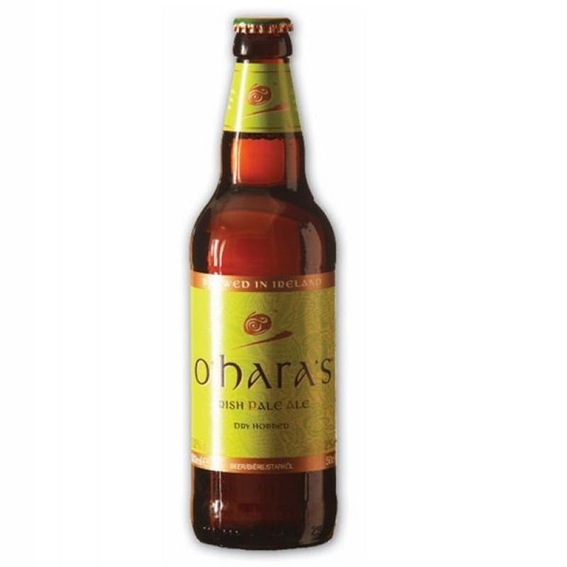 biere - O'HARA'S IRISH PALE ALE 0.50L - Planète Drinks
