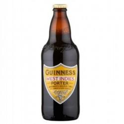 biere - GUINNESS WEST INDIES PORTER 0.50L*8 - Planète Drinks
