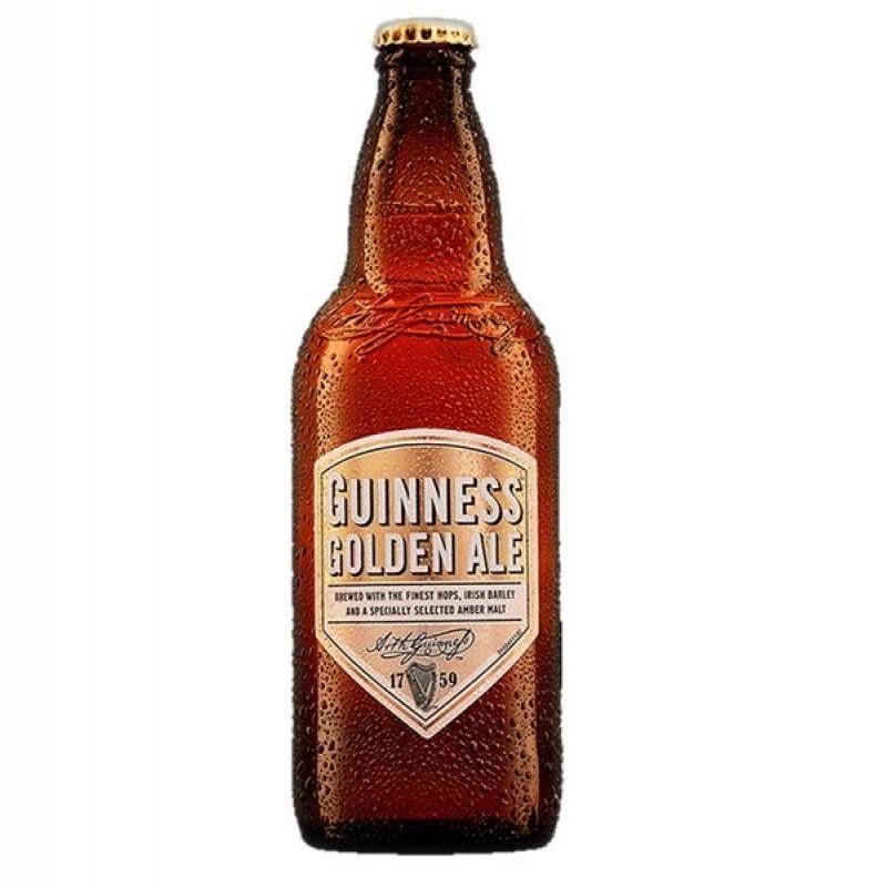 biere - GUINNESS GOLDEN ALE 0.50L*8 - Planète Drinks