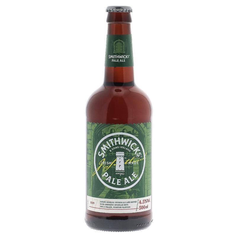 biere - SMITHWICKS PALE ALE 50CL - Planète Drinks