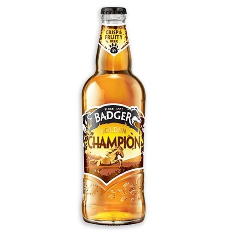biere - BADGER GOLDEN CHAMPION 0,50L - Planète Drinks