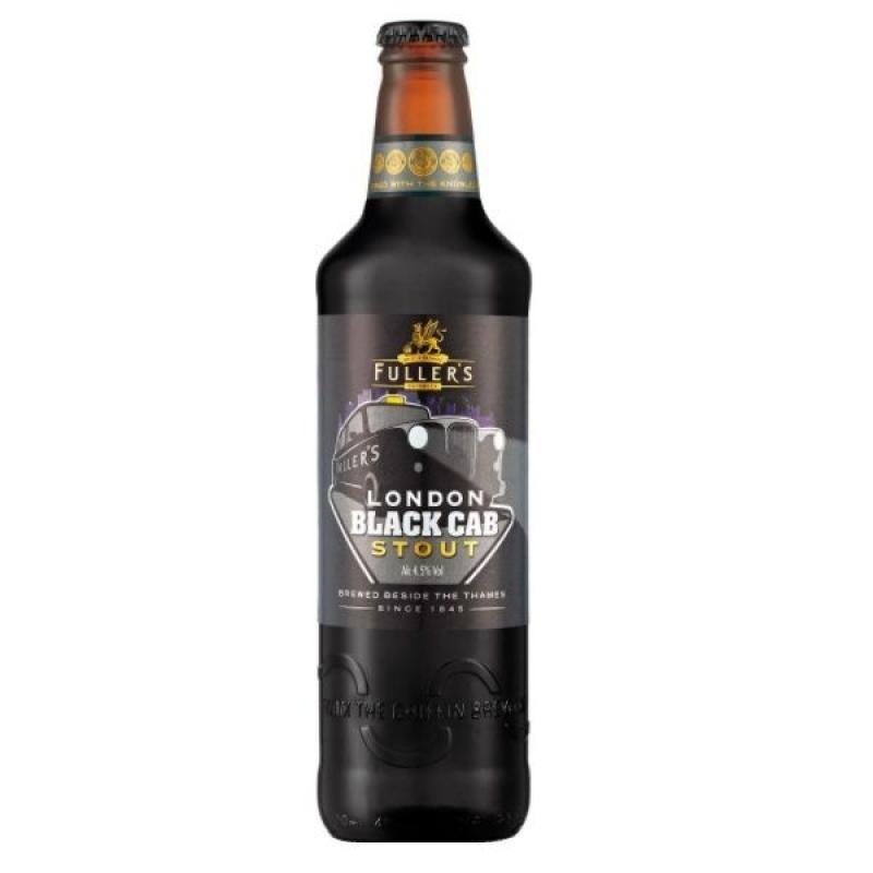 biere - FULLERS LONDON BLACK CAB STOUT 0,50L - Planète Drinks